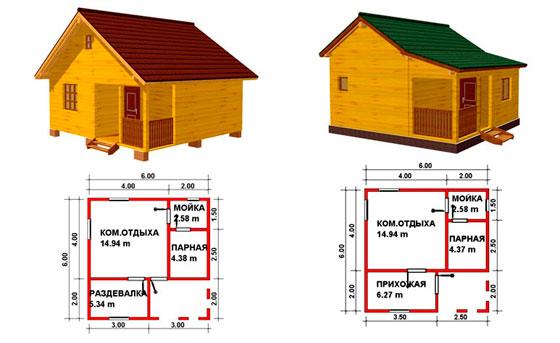 Деревянные дома из бруса фото внутренняя