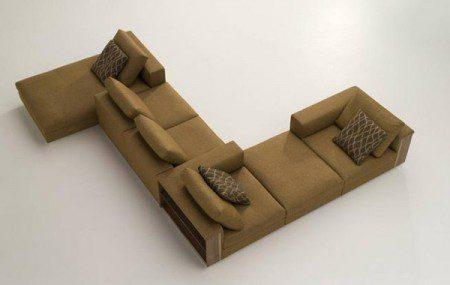 Современные диваны. Фото 1