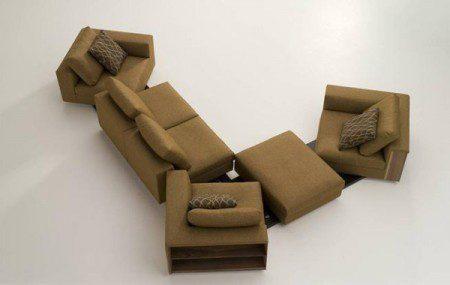 современный диван. Фото 2