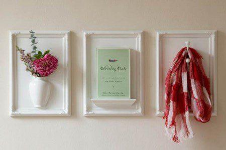 Декоративные рамки, фото, идеи