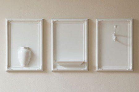современные рамки, фото рамок, идеи оформления