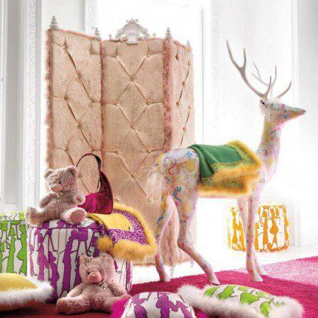 дизайн детской комнаты для девочки фото. Фото 4