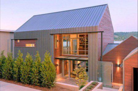 Дом на берегу озера Вашингтона