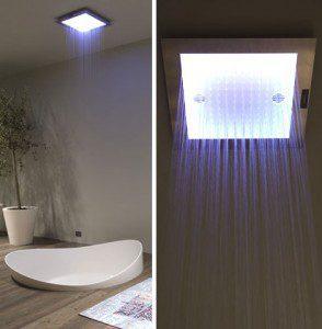 Современный душ для ванной комнаты. Фото 3