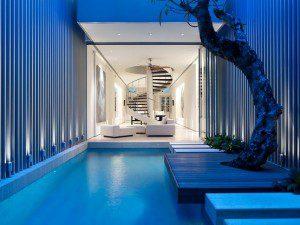 дизайн, интерьер дома, современный дом