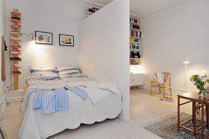 Современный интерьер квартиры в Швейцарии - 2