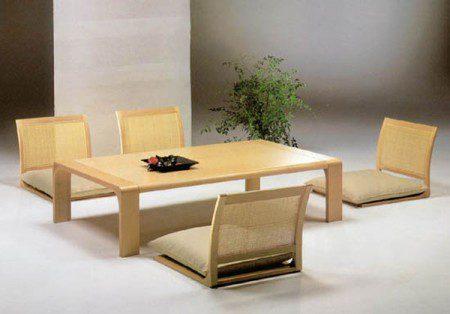 японский стиль, фото японской мебели