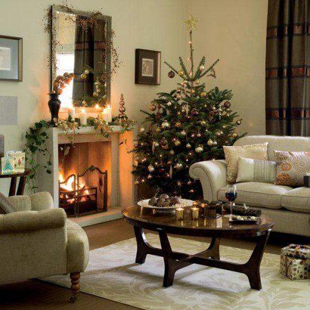 10 идей украшения новогодней елки. Фото 5