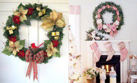 новогодние украшения и подарки