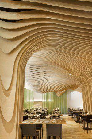 фото необычного ресторана