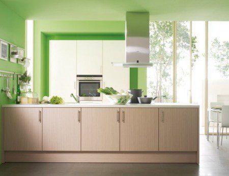 Дизайн интерьера кухни от Биннс