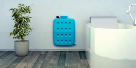 Электрические радиаторы от Florent Cuchet. Фото 2
