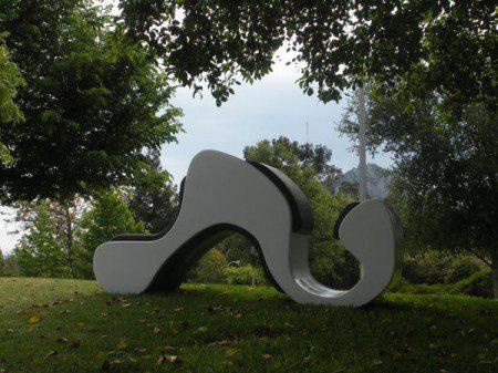 Инновационное кресло от Гильермо Перес