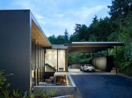 Интерьер загородного дома в Вашингтоне