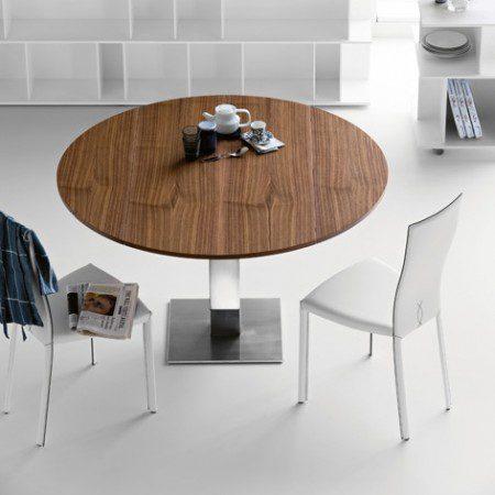 Обеденный стол от Elvis Cattelan, стол обеденный деревянный