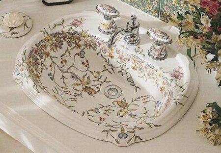 раковины для ванной, раковины для кухни