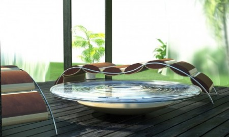 Уникальное кресло шезлонг от Answerdesign. Фото 2