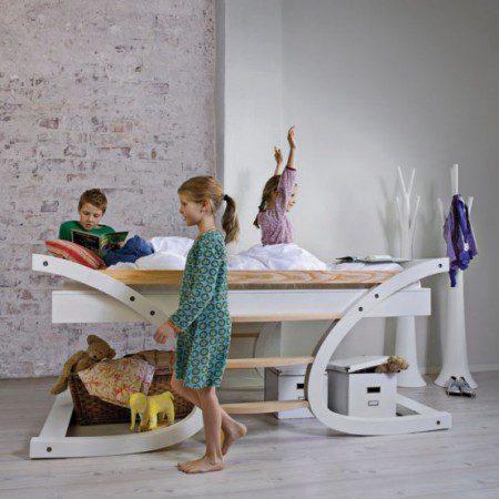 Детские кроватки от Mimondo