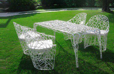Мебель для дачи от De Castelli