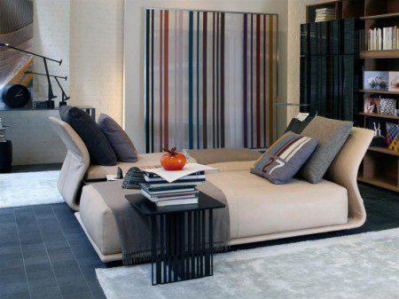 диван-кровать, мягкая мебель для дома