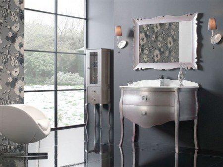 Мебель для ванной Париж от Macral