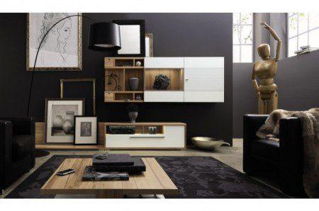 Современная мебель для гостиной от H?lsta