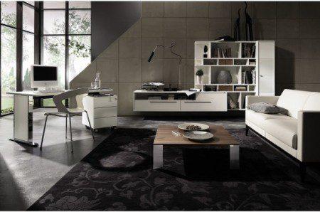 привлекательная мебель в гостиную
