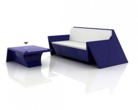 Современная наружная мебель от Vondom