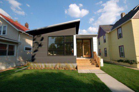Современные каркасные дома от HIVE Modular