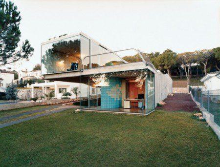 Био вилла - современный дом с гидропонным садом на крыше. Фото 2