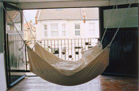 Гамак для квартиры - Le Beanock