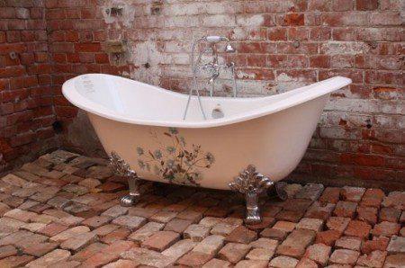 Красивые свободностоящие ванны для роскошного дизайна ванной комнаты