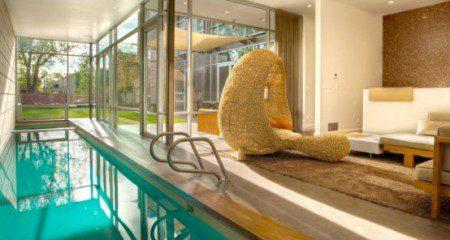 дизайн басейна в доме