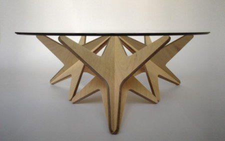 Модульный стол от Tom Fereday