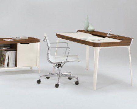 домашний офис компьютерный стол
