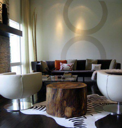 Сельская деревянная мебель для современного дизайна