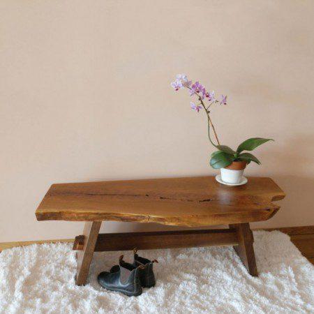 необычная деревянная мебель