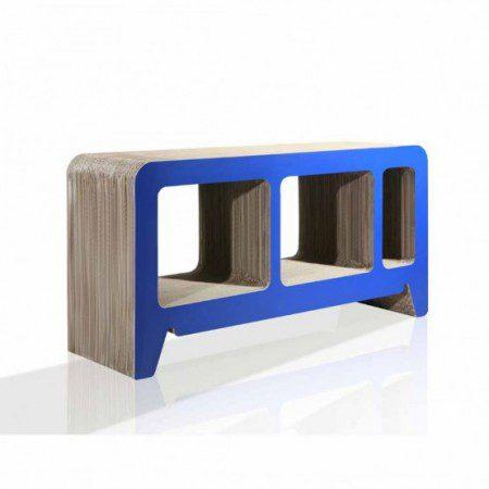 Современная картонная мебель для вашего эко-дизайна комнаты