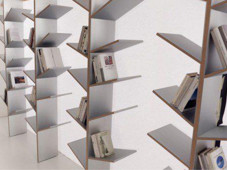 книжные полки стеллажи