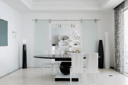 Современный и уютный дизайн интерьера