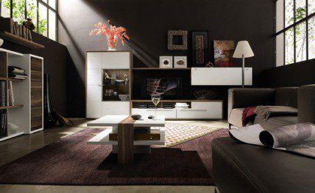 Современный журнальный столик для стильной гостиной
