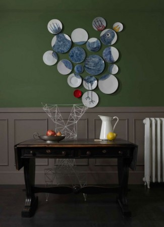 Тарелки для декорирования стен