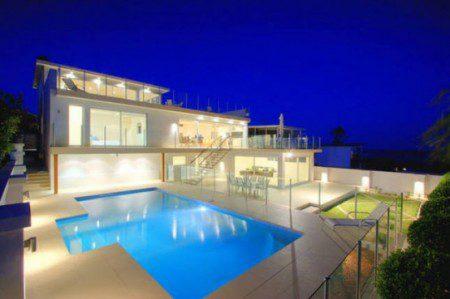 Ультрасовременный дом с и видом на океан