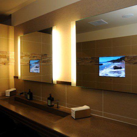 Зеркала для ванной со встроенным телевизором от Seura - 2