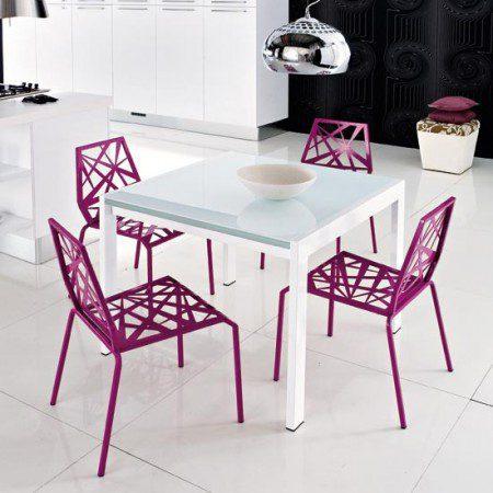 15 современных кухонных стульев от Domitalia