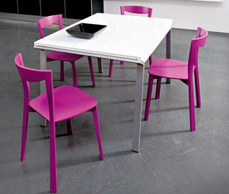 кухонные стулья металлические
