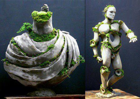 виды скульптуры