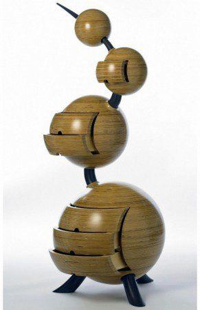 Декоративный комод от Петра Ральфа