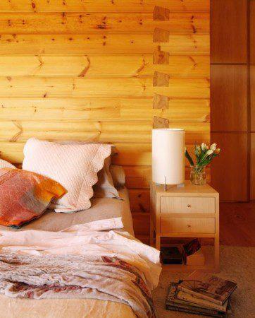 клееный деревянный дом