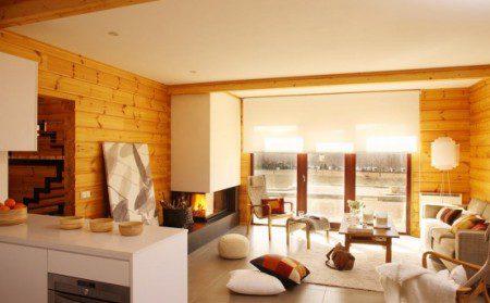 деревянный дом цены